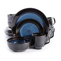 Bella Galleria Blue 16-piece Dinnerware Set