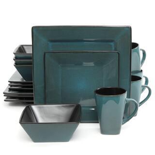 Kiesling Dinnerware Blue 16 Piece Set