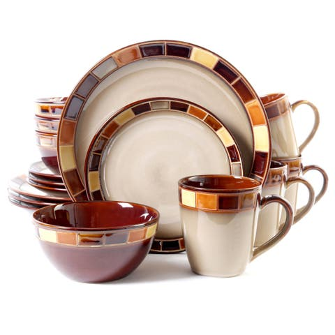 Casa Estebana 16-piece Dinnerware Set