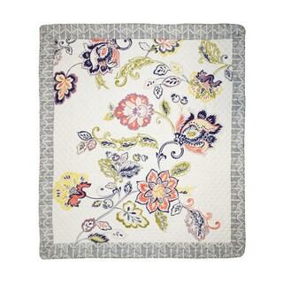 Lush Decor Aster Throw Blanket - Thumbnail 0