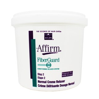 Avlon Affirm FiberGuard Normal 64-ounce Relaxer