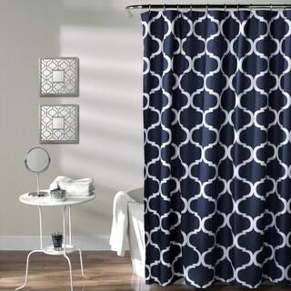 Clay Alder Home Harahan Geo Shower Curtain