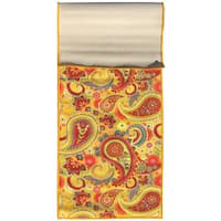 Sweet Home Stores Paisley Design Runner Rug - 1'8 x 4'11