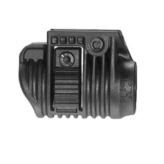FAB Defense 1 -inch Tactical Light/Laser Adapter Black