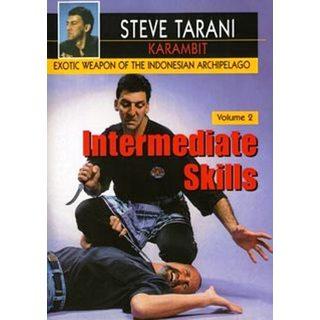 Indonesian Karambit Blade #2 Intermediate Skills DVD Steve Tarani knife fighting