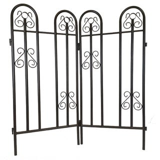 Premium Garden Fence (Set of 2)
