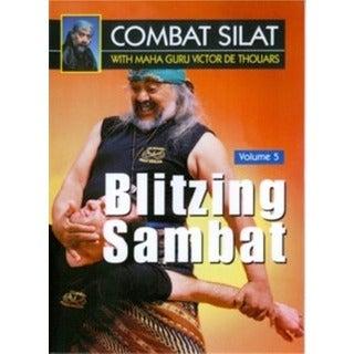 Indonesian Combat Pentjak Silat #5 Blitzing Sambat DVD Victor deThouars