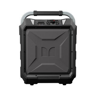 Monster Rockin'Roller 2 Black Indoor/ Outdoor Wireless Speaker