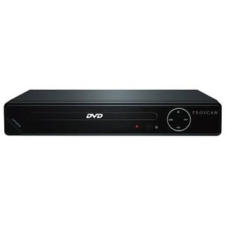 Proscan PDVD6655pl Compact DVD Player (Refurbished)