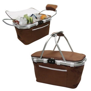 Link to Goodhope Framed Insulated Cooler Picnic Basket Similar Items in Picnic