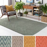 Hand-Woven Lilith Jute Area Rug (8' x 10')