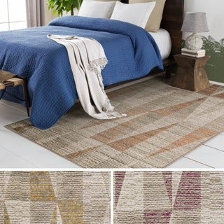 Meticulously Woven Goussainville Rug (5'2 x 7'6)