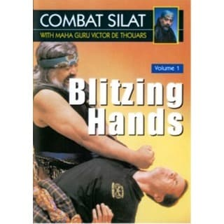 Indonesian Combat Pentjak Silat #1 Blitzing Hand DVD Victor deThouars