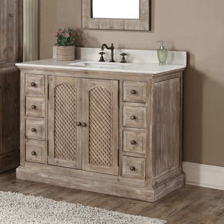 Buy Distressed Bathroom Vanities Vanity Cabinets Online At - Distressed bathroom vanities wholesalers
