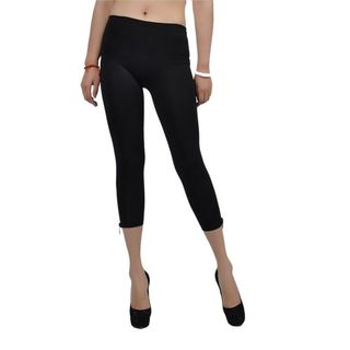 Soho Junior Capri Length Side-Zip Legging