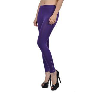 Soho Junior Capri Length Side-Zip Legging