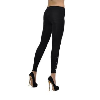 Soho Junior Gem Studded Full Length Leggings