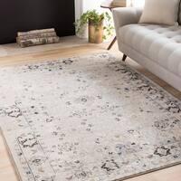 Lalita Beige/Brown/Grey Area Rug (7'8 x 10'6)