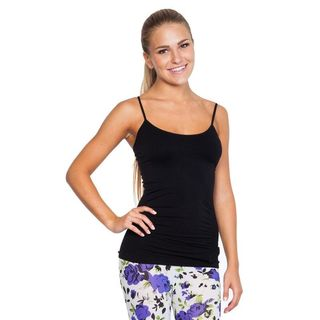 Soho Junior Verticle Side Rib Camisole Top