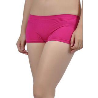 "Soho Junior Basic Mini 4"" Boy Shorts"