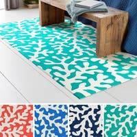 Hand-Tufted Lux or Poly Acrylic Area Rug - 5' x 7'6