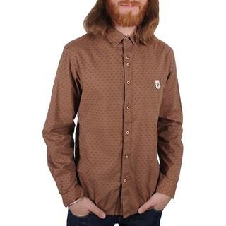 Lennon and McCartney Men's Polka Dot 'And I Love Her' Shirt