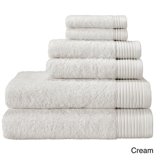 Enchante Flossy 6-piece Turkish Towel Set
