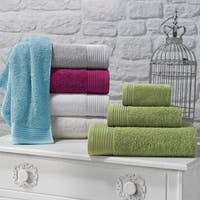 The Curated Nomad Westerfeld 6-piece Turkish Towel Set