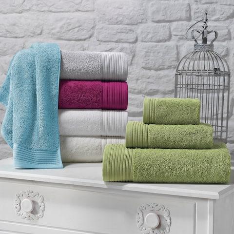 Porch & Den Urbana 3-piece Turkish Cotton Towel Set