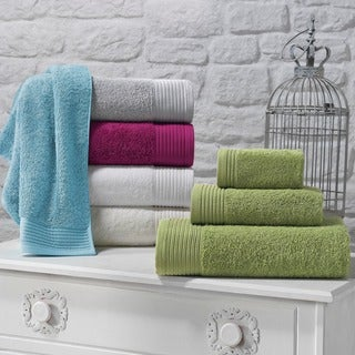 Enchante Flossy 3-piece Turkish Towel Set