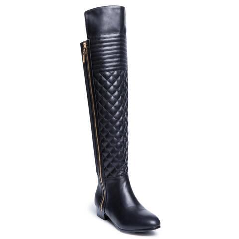 Ann Creek Women's 'Miller' High Front Shaft Boots