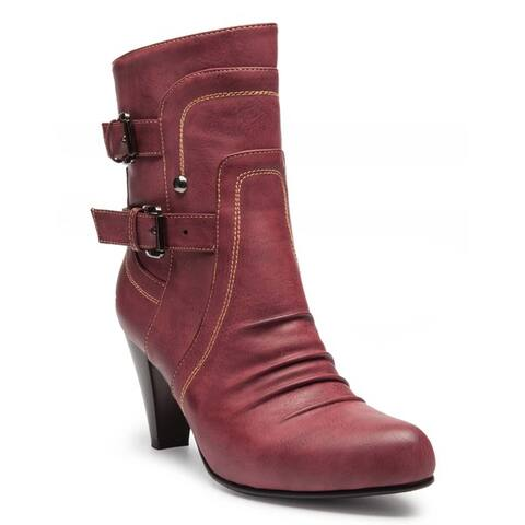 Ann Creek Womens Calora Ankle Boots