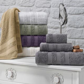 Supima Towels Shop The Best Deals For Dec Overstockcom - Supima towels for small bathroom ideas