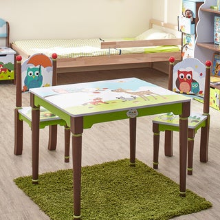 Fantasy Fields- Enchanted Woodland Table & Set of 2 Chairs