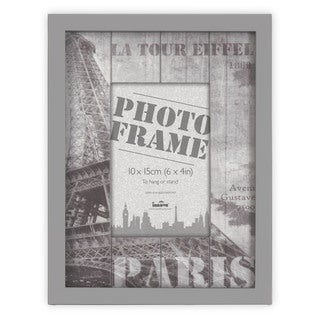 Selections by Chaumont Cosmopolitan Paris 4x6 Photo Frame