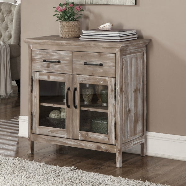 Rustic Style Wood Top 325 inch Storage Console with Glass  : Rustic Style Wood Top 325 inch Storage Console with Glass Doors fbbb04ff 1bae 4fb8 88f1 ff8364b23ef2600 from www.overstock.com size 600 x 600 jpeg 78kB