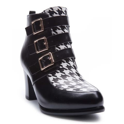 Ann Creek Womens Colina Ankle Boots
