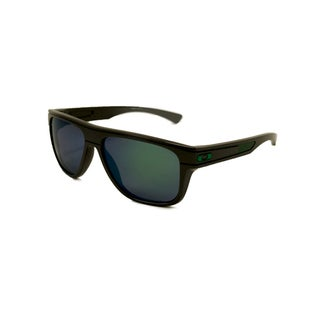 Oakley OO9199 Breadbox Men's Rectangular Sunglasses