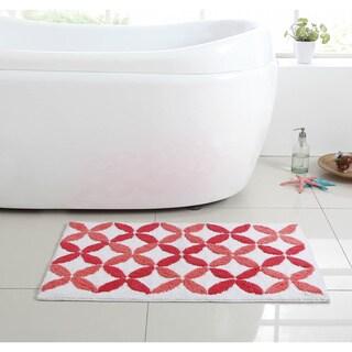 VCNY Pinwheel 100-percent Cotton Bath Rug