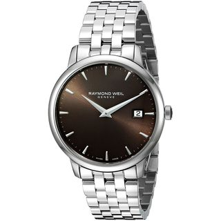 Raymond Weil Men's 5488-ST-70001 'Toccata' Stainless Steel Watch