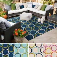 Hand-Hooked Lizze Area Rug - 4' x 6'
