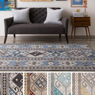 Meticulously Woven Hutchence Rug (5'3 x 7'6)