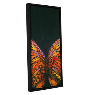 ArtWall JC Pino's Butterfly, Gallery Wrapped Floater-framed Canvas