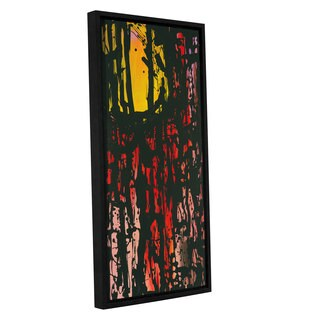 ArtWall JC Pino's Sunset, Gallery Wrapped Floater-framed Canvas