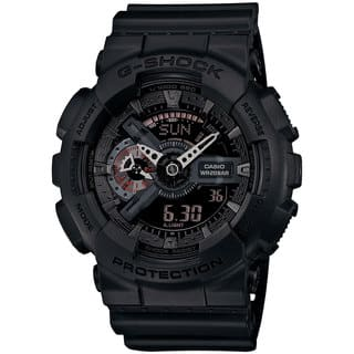 Casio G-Shock Men's GA110MB-1ACR Analog-Digital Dial Black Resin Watch|https://ak1.ostkcdn.com/images/products/10991330/P18012013.jpg?impolicy=medium
