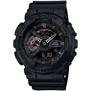 Casio G-Shock Men's GA110MB-1ACR Analog-Digital Dial Black Resin Watch
