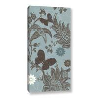ArtWall Jo Moulton's Butterfly II, Gallery Wrapped Canvas