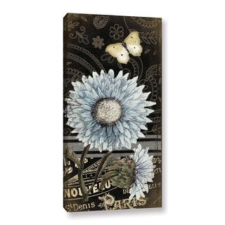ArtWall Jo Moulton's Chrysanthemum, Gallery Wrapped Canvas