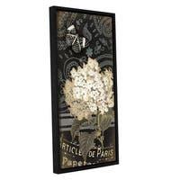 ArtWall Jo Moulton's Hydrangea , Gallery Wrapped Floater-framed Canvas