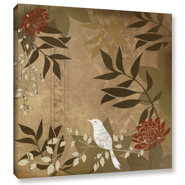 ArtWall Jennifer Pugh's Birds I, Gallery Wrapped Canvas
